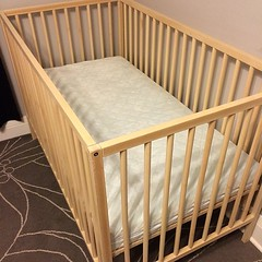 furniture, wood, infant bed, bed, baby products,