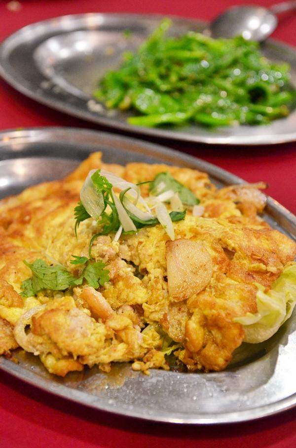 Fu Yong Omelette