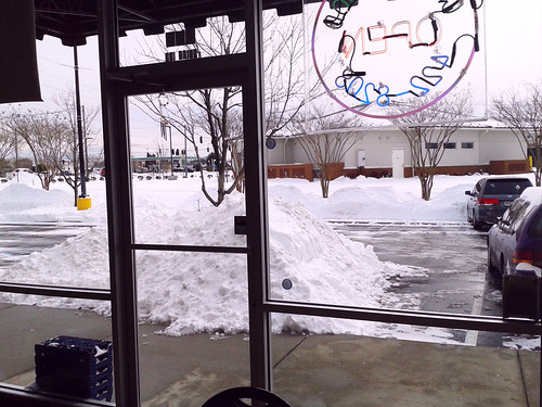 China Wok Snow Mounds (Jan 29 2014)