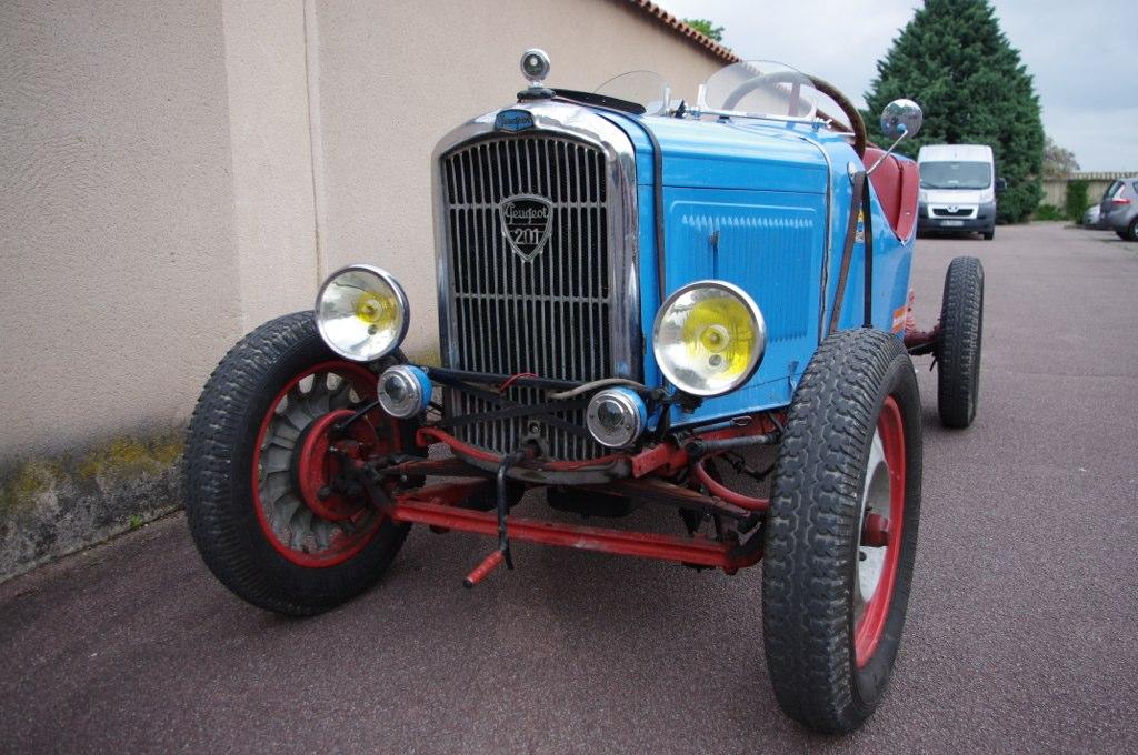 peugeot 201 x / 1931 | bonjourpag | flickr