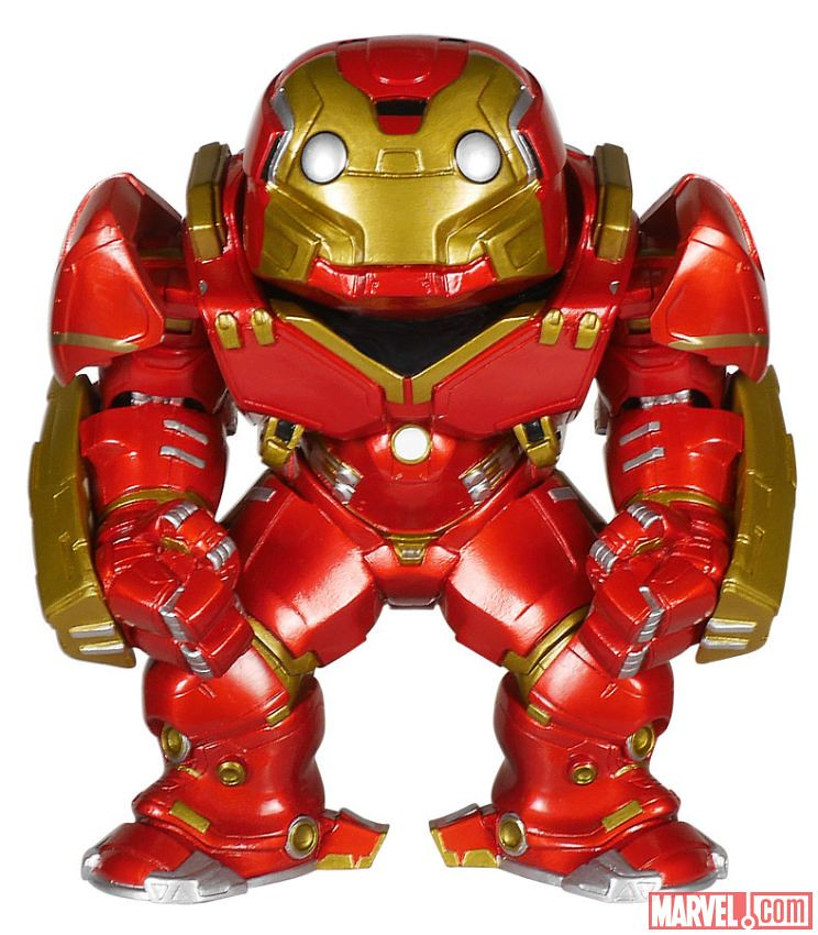 FUNKO POP! 全新捐款企劃案【浩克毀滅者裝甲】Marvel Collector Corps Hulkbuster