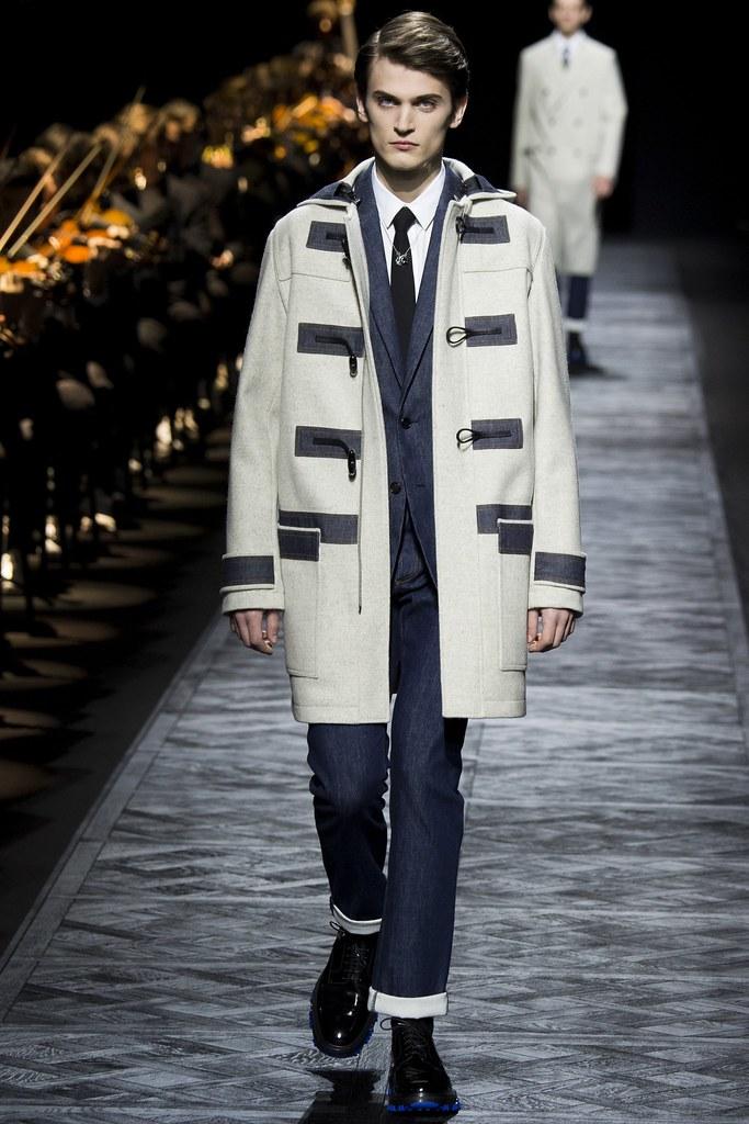 FW15 Paris Dior Homme025_Nathan Saignes(VOGUE)