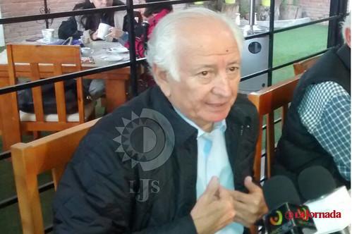 """Toranzo """"un ingrato"""" : Marcelo de los Santos"""