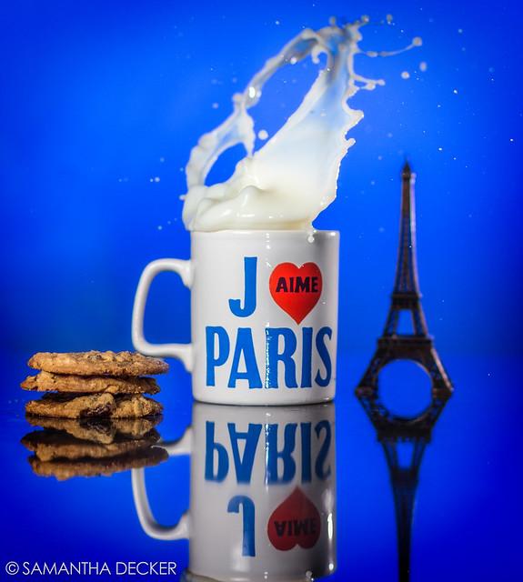 Cookies & Milk Paris Style