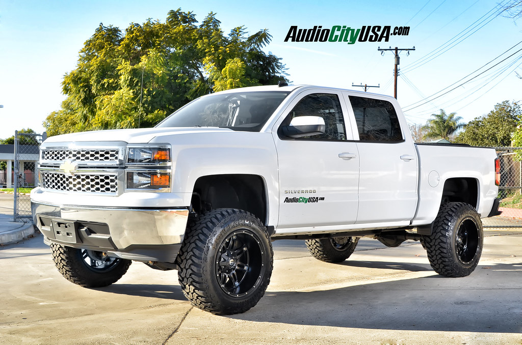 2015 Chevy Silverado Lifted Duramax