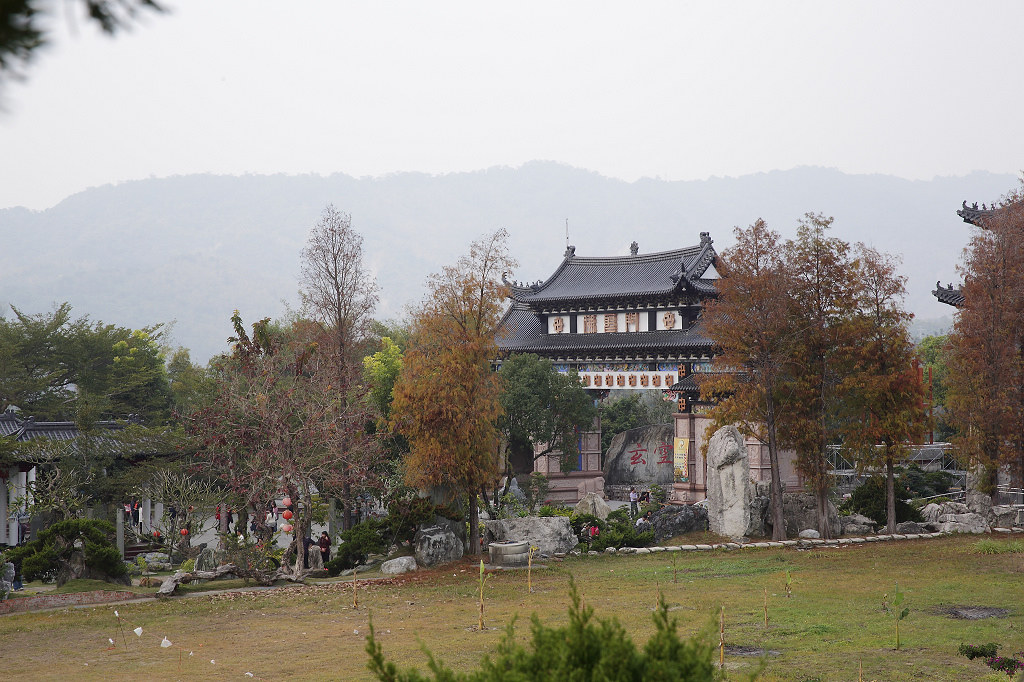 20140119楠西-玄空法寺 (1)