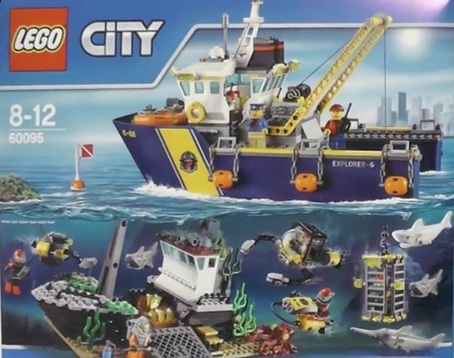 LEGO City Deep Sea 60095