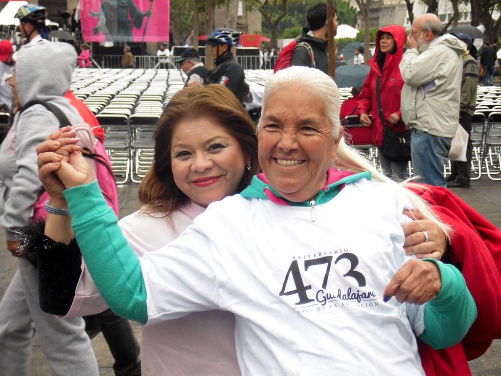 Flash Mob 473 Aniversario de la fundación de Guadalajara