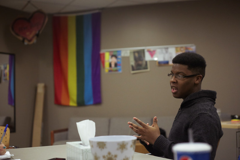 After student push, university to hire LGBT program coordinator