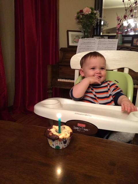 Henry's First Birthday