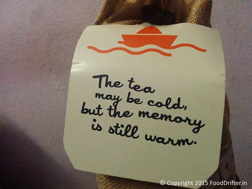 Paper Boat Message