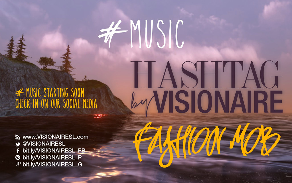 #MUSIC Fashion Mob #VISIONAIRESL