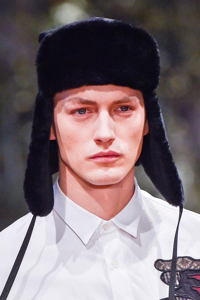 Jakob Hybholt4169_FW15 Milan Antonio Marras(fashionising.com)