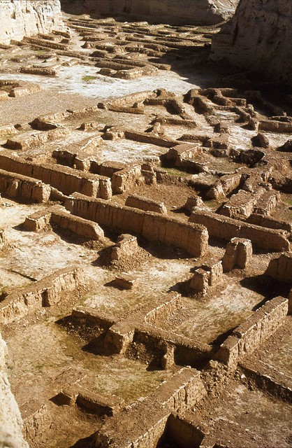 1976.05-13a Susa Excavation. Ghirshman's site VR A (Ville Royale A) The Royal Town, Level XV c 2000 BC