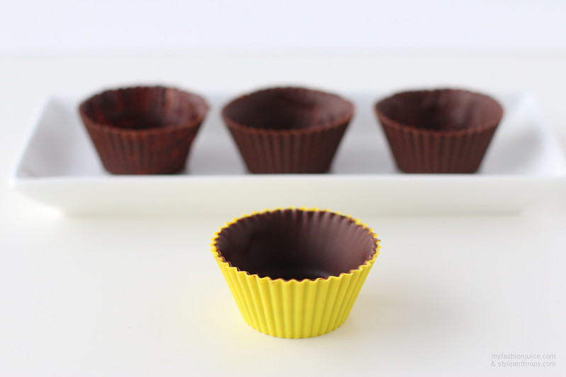 How To Make Chocolate Cups Or Chocolate Bowls Food Cooking Recipe