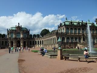 Dresden Zwinger - Dresden, Saxony, Germany