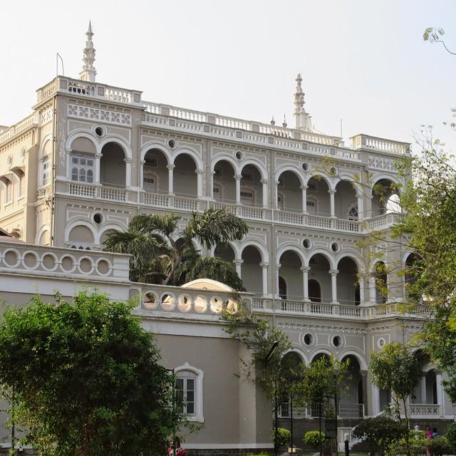 Header of Aga Khan Palace