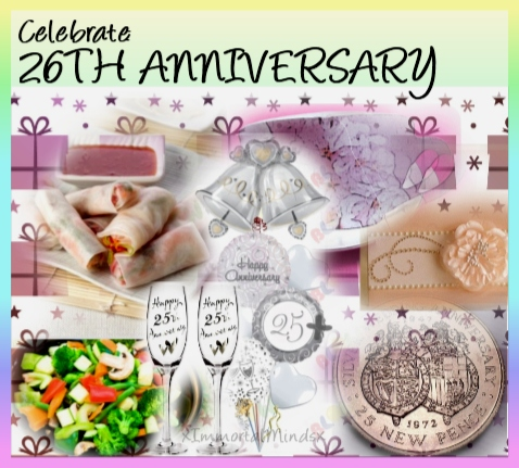 CELEBRATE: WEDDING ANNIVERSARY