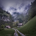 Engelberg. Switzerland. May 2016. by aleshurik