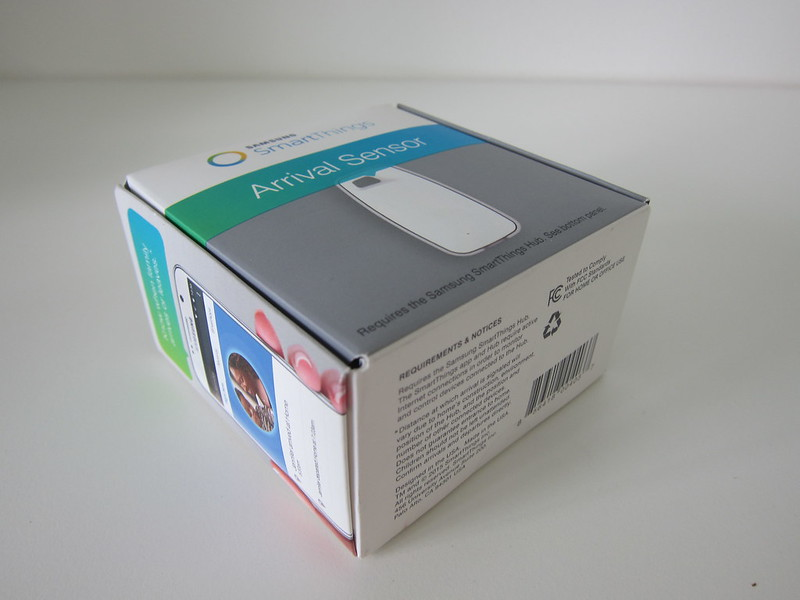 Samsung SmartThings - Arrival Sensor - Box