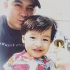 You arent just two, you are too cute, too sweet and too cengeng.. Happy 2nd birthday handsome!
