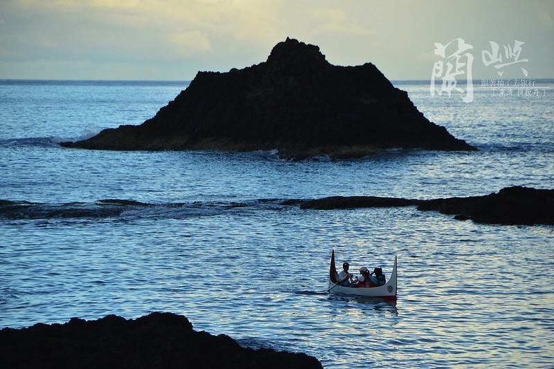 蘭嶼攝影-東清拼板舟2