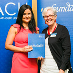 ACUscholarship2016-161 Heatherbell Fanani and Prof. Karen Flowers