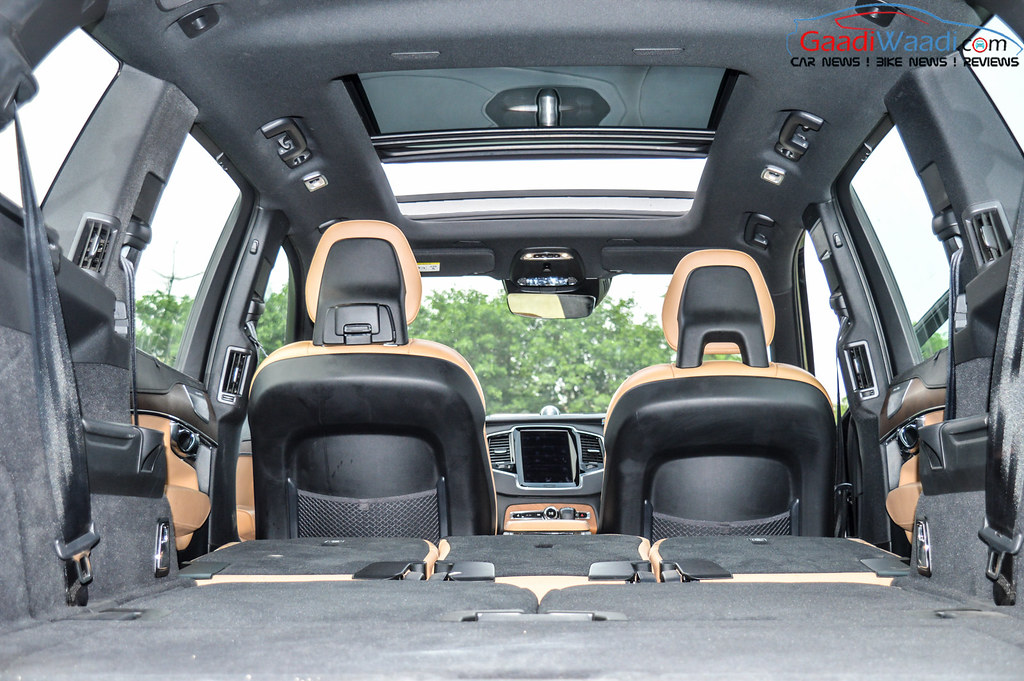 volvo xc90 India Review-84