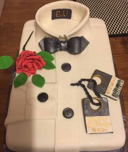 For Fathers Birthday Cake by Albias cakes