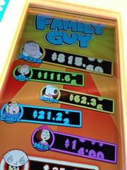 Family Guy slot machine