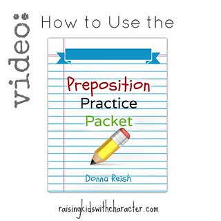 Video: How to Use the Preposition Packet