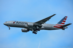 American Airlines Boeing 777-223ER N751AN