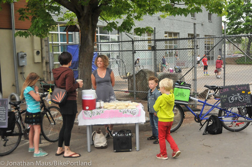 Bike to School Day in NoPo-1