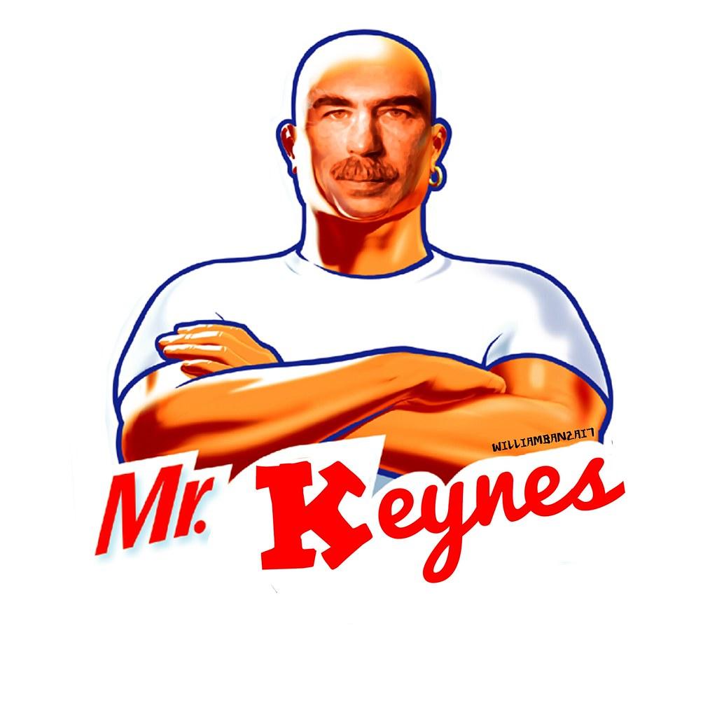 MR KEYNES
