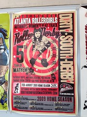 Awesome Roller Derby Posters