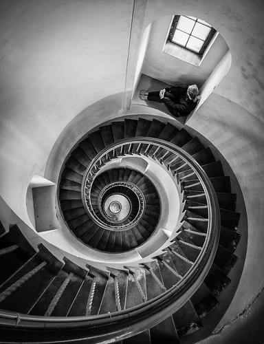 Locked in a downward spiral by Raymond van der Hoogt