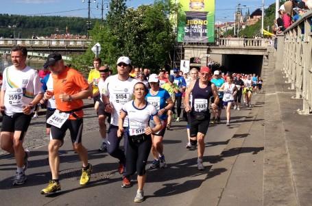 SLOUPEK: Jedno nás, maratonce, spojuje