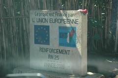 RN25: financé par l'Union Européenne. 2009.