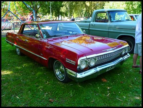 Chevrolet Impala Sport Sedans 1963