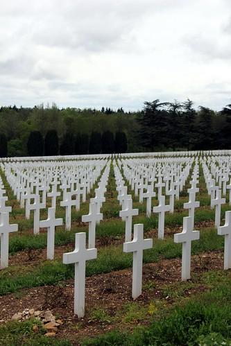 Douaumont Ossuary in Verdun
