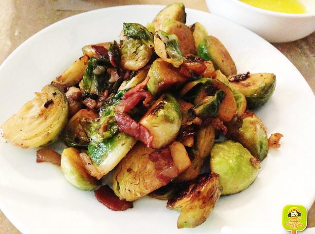 salumeria rosi - brussel sprouts