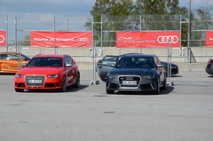 Audi R8 / RS Experience