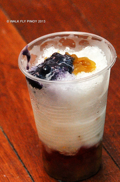 Halo-halo (Tropical Fruits in Crushed Ice)