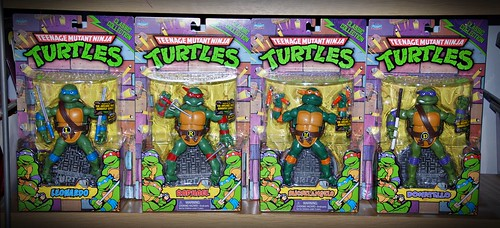 Teenage Mutant Ninja Turtles haul!