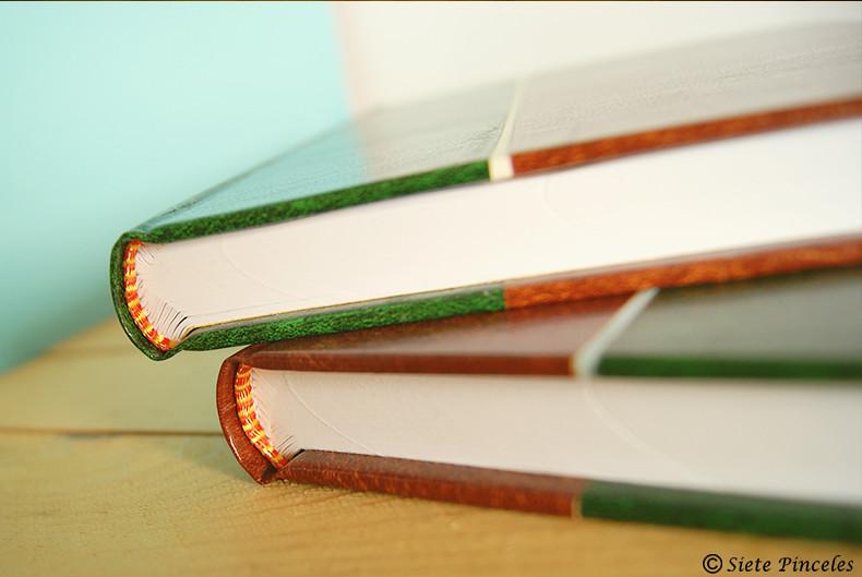 Libros encuadernacion 1