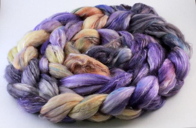 LavenderDesert 50/30/20 Wool Silk Seacell