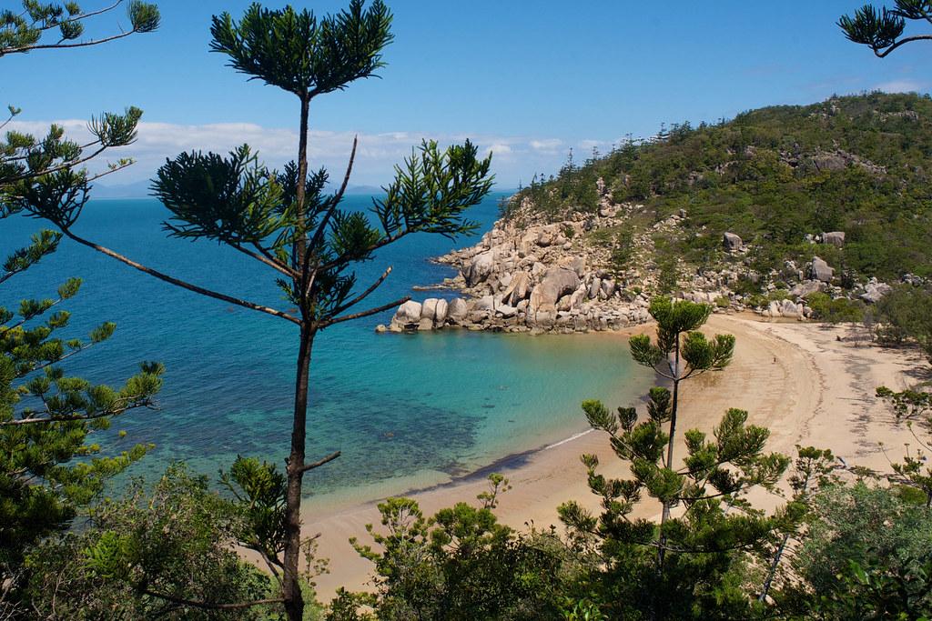 Balding Bay Magnetic Island