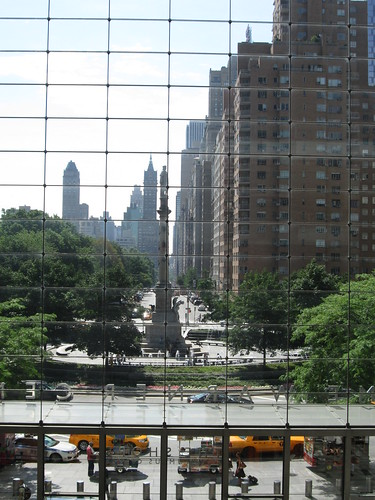 Columbus Circle, Time Warner Center. NYC. Nueva York