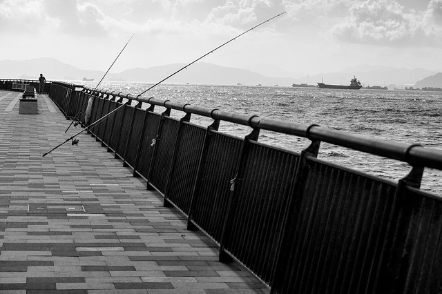 香港,中西區海濱長廊上環段