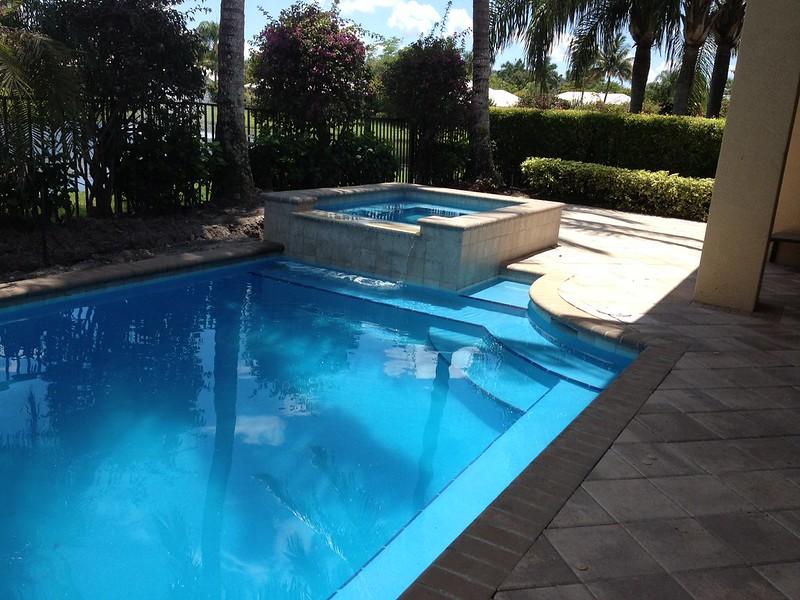 Pool Spa Addition